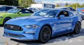 2019 Ford Mustang Gt Performance Package ب138