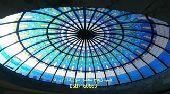 قبب زجاج المعشق نوافذوشترالالمنيوم اوروبيه