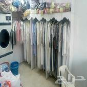 مغسله ملابس للبيع حي النظيم موقع متميز