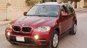 نظيف وبحالة الوكاله  BMW X5 2011