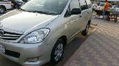 الرياض - تويوتا اينوفا 2011