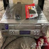 اجهزة فديو القديمة حجم الشريط كبيرVHS