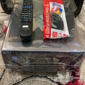 توفر اجهزة مشغل فديو قديم حجم الشريط كبيرVHS