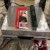 فديو قديم حجم الشريط الكبير VHS كهرب 220