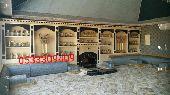 مشبات غرف تراثية ديكورات جبس حجر وطني