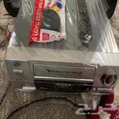 اجهزة مشغل فديو قديمة حجم الشريط كبير VHS