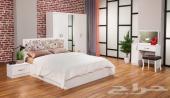 غرفة نوم تركي جديده للبيع
