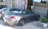 جده - BMW M6 2008 وارد امريكي
