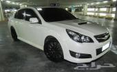 Subaru legacy GT سوبارو ليجاسي جي تي 2012