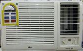 عرض خاص مكيفات شباك LG (بارد)