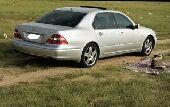 لكزس 2006 - Ls 430  اللون رصاصي