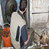 تسليك مجاري شركة تسليك مجاري  مطابخ حمامات
