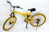 دراجات جبلية قابلة للطي