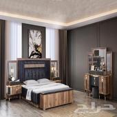 غرف نوم احدث التصاميم بعروض منافسه