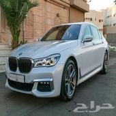 للبيع BMW730Li موديل 2018