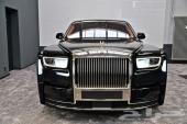 رولز رويس فانتوم Rolls-Royce Phantom  2018