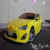 تويوتا 86 صفراء