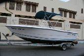 قارب صيد ونزهة Sea pro امريكي
