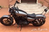 للبيع..Harley sportster 48 model 2015