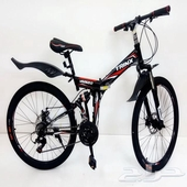 دراجات جبلي ترينكس قابلة للطي