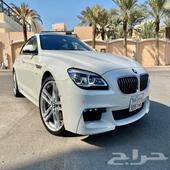 BMW 640 2016 ( تم البيع )