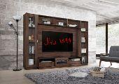 طاولات تلفزيون تركيه وماليزية