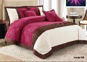 مفارش سرير راقية بألوان جذابة وموديلات مميزة