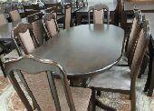 طاولات خشب ماليزي جديدة بالكرتون