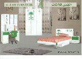 اجمل غرف اطفال وخشب ممتاز وجودة عاليه مع ضمان