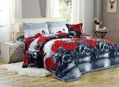 واقي البلل للسرير ومفارش سرير