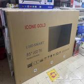 شاشات تلفزيون سمارت حديثه 4k مع التوصيل مجاني