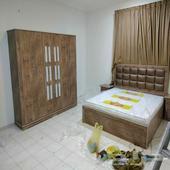 غرف نوم جديده ألوان مختلفة السعر 1900