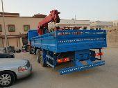 للبيع أو الإجار بوم ترك مرسيدس اكتروس 10 طن