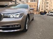 BMW 730.   2016