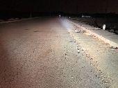 انوار جديدة لجميع السيارات انوار LED