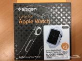 جراب Apple Watch 1  - 2  من سبايجن مع سوار