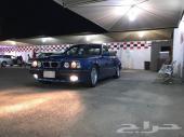 BMW 520 1995 (قير عادي )