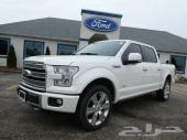 2016 Ford F-150 Limited.