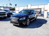 Lexus LS460 2014
