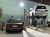 ورشة نظم المركبات للصيانه مهندسين سعوديين