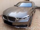 للبيع BMW 730li موديل 2019 شبه جديد