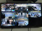 كاميرات مراقبة للمستودعات والمصانع معتمدين
