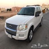 فورد اكسبلور سعودي نص فل دبل موديل 2010