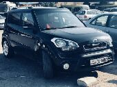 جده - ابغا سياره كيا سول 2009