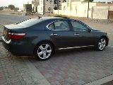لكزس 2009 LS 460  سعودي