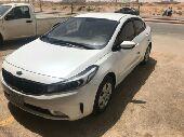 سيارة كيا سيراتو 2017 للتنازل بدون مقابل