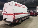 إسعاف مرسيدس سبرينتر مجهزة بالكامل للبيع