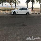 BMW موديل 2009 حجم 740 نظيفة وممشى 110 الف كم