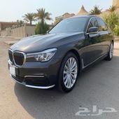 للبيع BMW730 2018 ناغي شبه جديد
