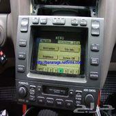 شاشة ملاحه ls400 98-2000